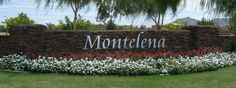 Montelena Queen Creek AZ  View the NEWEST Listings, Market Reports and Upcoming Open Houses in Montelena in Queen Creek AZ.  Find out what your neighbor's home sold for!
