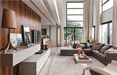 Apartamento estilo loft por Rocco Vidal Arquitetura - inspiração blog Encantada