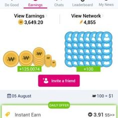Earning money daily unlimited with out any investment add my link and earn money daily 10 dollars Join me for free on WowApp to earn, share and make a difference!