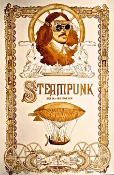 Steampunk at Truth Coffee, Cape Town - label painted using coffee Steampunk Bathroom, History Posters, Cape Town South Africa, Vintage Labels, Quote Posters, Steampunk Fashion, Steam Punk, Tea Party, Concept