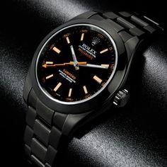Rolex Milgauss Bamford