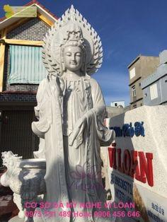 Cơ sở điêu khắc đá mỹ nghệ Vỹ Loan - Ngũ Hành Sơn - Đà Nẵng