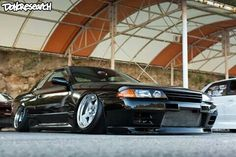 Fukushima Low King #Skyline #R32 #Slammed #Lowered via #DohcResearch