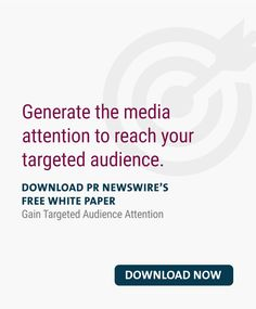 Gain Targeted Audience Attention with PR Newswire Writing A Press Release, Pr Newswire, Marketing Professional, Target Audience, Public Relations, Growing Your Business, White Paper, Content Marketing, Gain