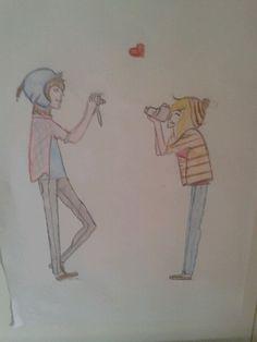 Jaymyccah draws