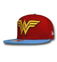 23979070812 Wonder Woman Symbol 9Fifty Cap Wonder Woman