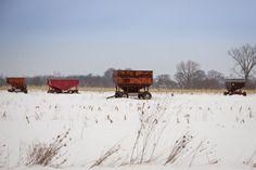 Farm Storage Equipment Farm Photography by Arkonacreekcreations