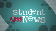 Watch and read news in a fun new way! CNN Student News is an awesome website that is designed for middle school and high school students. It features News from around the world and reports on innovative discoveries, education and world facts. http://www.cnn.com/studentnews/