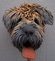 Image result for dog head cakes
