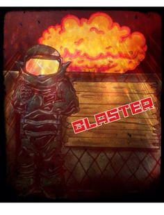 EOD Blaster Design