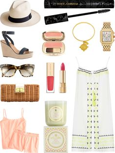 CHIC COASTAL LIVING: WEEKEND PICKS... Summer #nordstrom