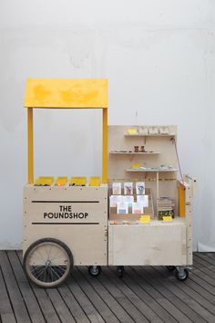 The Poundshop Tour — The Poundshop
