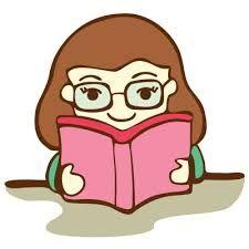 """Cute Girl Reading Book, Cartoon Illustration"" by Sicha Pongjivanich Girl Reading Book, Summer Books, Book Corners, Akita, Great Books, Book Series, Photo Book, Book Worms, Cute Girls"