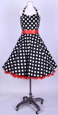 Ohh Polka Dress! :)