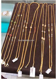 Thali Chain Models photo
