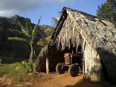 Vinales, Pinar del Rio, Cuba by ranteehutresident, via Flickr