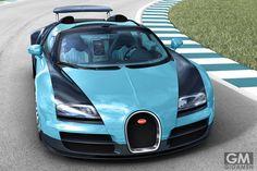 ブガッティ ヴェイロン グランドスポーツ フィテッセ レジェンド ジャン ピエール ヴィミル (Bugatti Veyron)