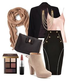 """day outfit two"" by emma-495 on Polyvore featuring Banana Republic, Theory, La Perla, River Island, Ted Baker, LC Lauren Conrad, MAC Cosmetics and Bobbi Brown Cosmetics"