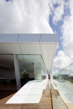 Bondi Beach Penthouse  METAL TILES and GLASS