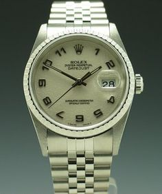 Rolex Stainless Steel Oyster Perpetual Datejust 36mm Automatic 16220 with Box & Papers. Get the lowest price on Rolex Stainless Steel Oyster Perpetual Datejust 36mm Automatic 16220 with Box & Papers and other fabulous designer clothing and accessories! Shop Tradesy now