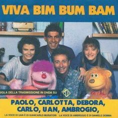 Bim Bum Bam (in Italy from 1982 to 2002) #memories #childhood #vintage