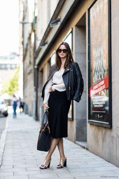 Stockholm Fashionweek Spring/Summer 2014, Columbine Smille