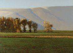 Marc Bohne Oil Landscape Painting - Northwest