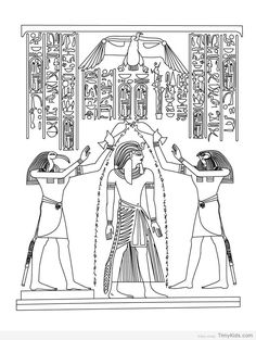ancient egypt coloring pages.html