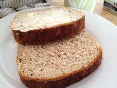 recetas delikatissen recetas caseras pan recetas caseras de pan pan para desayunos y meriendas pan delikatissen pan de molde integral receta Pan de molde integral de centeno y semillas de lino pan de molde hecho en casa pan de molde con semillas pan casero amapola y sésamo
