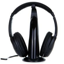 Hot Selling Black 5in1 Wireless Headphone Earphone HiFi Monitor FM DJ MIC for PC TV DVD Audio Mobile Voice Chating     Tag a friend who would love this!     FREE Shipping Worldwide     #ElectronicsStore     Buy one here---> http://www.alielectronicsstore.com/products/hot-selling-black-5in1-wireless-headphone-earphone-hifi-monitor-fm-dj-mic-for-pc-tv-dvd-audio-mobile-voice-chating/