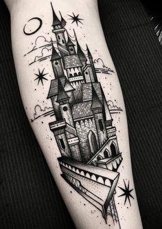 80 Spectacular Black and Grey Tattoo Designs - TheTatt Badass Tattoos, Body Art Tattoos, New Tattoos, Hand Tattoos, Tattoos For Guys, Phoenix Tattoos, Portrait Tattoos, Tattoos Skull, Watch Tattoos