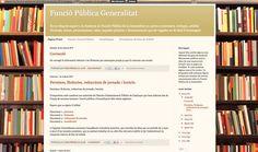 Blog de funció publica on trobareu opinions i informació docent per preparar oposicions