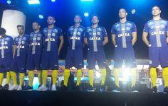 Com novo patrocinador, Santos lança terceiro uniforme azul; veja fotos  http://santosfutebolarte.omb10.com/SantosFutebolArte/classificacao-do-brasileirao