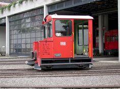 Vitznau - Rigi Bahn (VRB) / Rigi Bahnen (RB), Ta 2/2 1, Vitznau (LU)