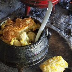 The best of braai recipes from braai side dishes, braai salads, marinades and wines. Easy Campfire Meals, Campfire Food, Braai Recipes, Curry Stew, South African Recipes, Asian Recipes, Yummy Recipes, Recipies, Easy Weekday Meals