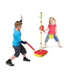 This Swingball Set by National Sporting Goods is perfect! #zulilyfinds