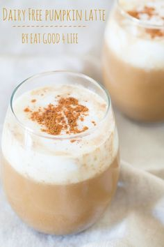 Dairy free pumpkin latte. Done in just 5 minutes, more economical and healthier for you than store bought! #inspired