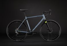 Siablo CX is a dedicated cyclocross race bike, proven on the world cup circuit with the OMX Pro team. 2019 sees a new SBC Carbon fork and Stan's Grail tubeless wheels. Road Cycling, Cycling Bikes, Mtb, World Cup, Fork, Touring, Circuit, Wheels, Bicycle