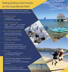 Image result for advertising for barrier reef holiday