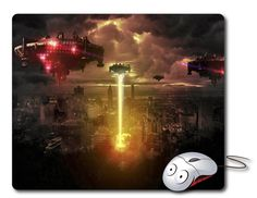 Photo Manipulation Mousepad Computer Mouse pad Office Photo effect Mouse Mat Decor office supplies home office desk pad Computer Accessories