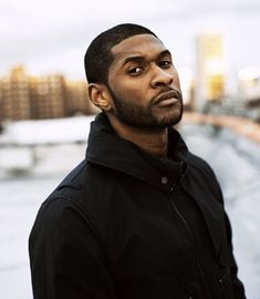 Usher. Dude is full of himself but what artist isn't. He can sing anyway