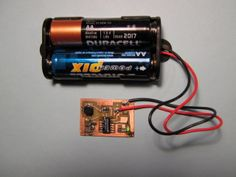 Low Voltage Metal Sensor for use with Arduino type boards by Micro Oscillator, Inc. — Kickstarter