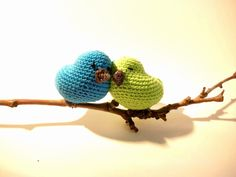 Love birds decoration