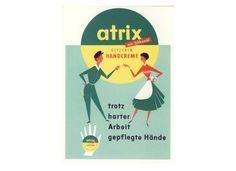 Atrix handcreme reclame - Beiersdorf