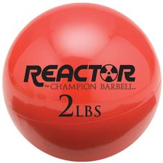 Sport Supply Group 1266368 Athletic Connection Hand Held Fitness Ball - Red -- For more information, visit image link. (This is an affiliate link and I receive a commission for the sales) #ExerciseBallsAccessories