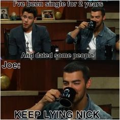 #Nick Jonas #Joe Jonas