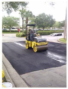 Ashpalt Paving - Tampa FL