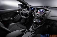 Ford Focus RS RS Turismo Interior Salpicadero 5 puertas