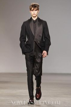 John Galliano Menswear Fall Winter 2013 Paris