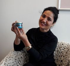 """Today Resident Reviewer Narges Grayeli trialled Heavenly smooth hawaiian blue😍👇 and this is what she had to say about it """" Loved the texture, my skin feel so smooth and nice and my skin still feels silky hours later"""" 5/5⭐⭐⭐⭐⭐ Blue Hawaiian, Beauty Review, Heavenly, Feels, June, Smooth, Texture, Surface Finish"""
